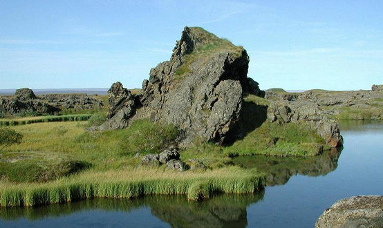 18 pictures of magical Myvatnssveit in North Iceland