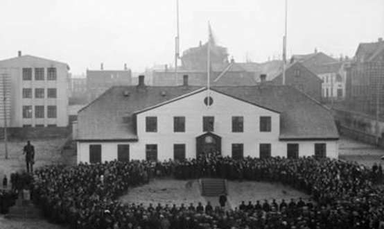 Iceland's oldest building open on Sovereignty Day, December 1st