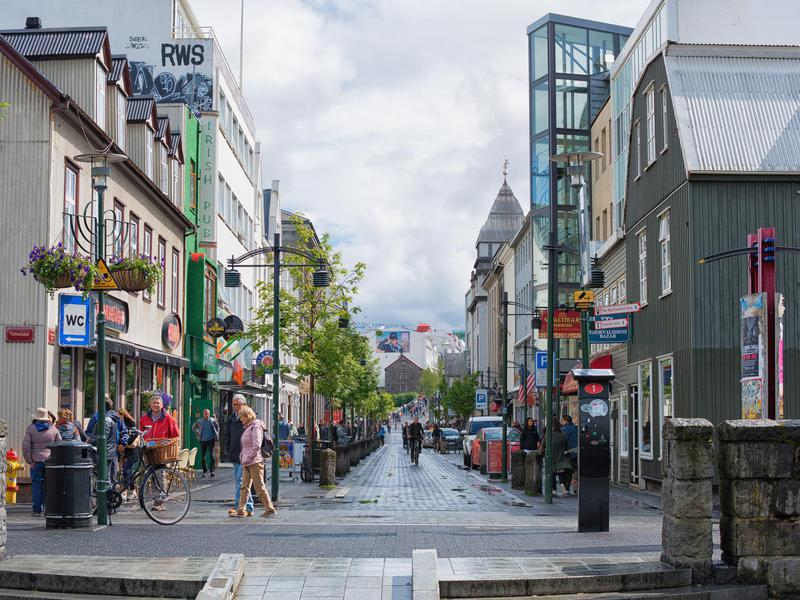 Reykjavik is one of Europe's Most Livable City