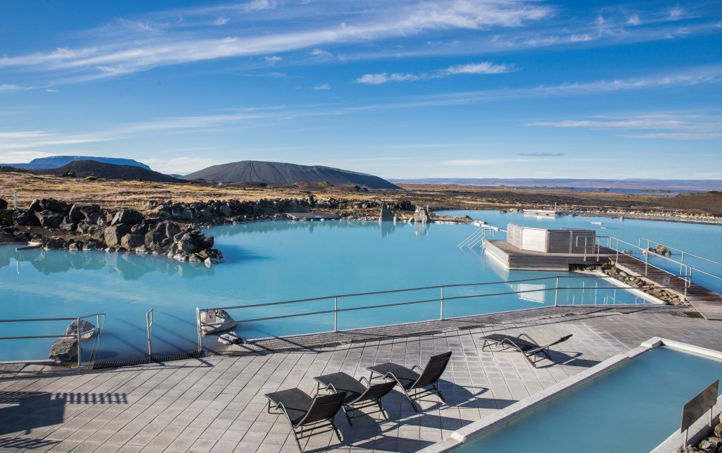 The Lagoon at Myvatn Nature Baths